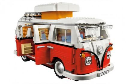 LEGO-Volkswagen-T1-Camper-Van